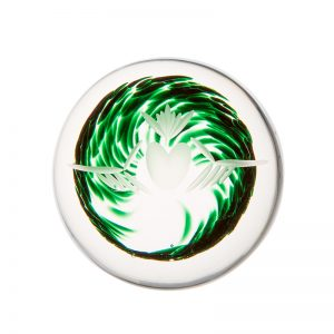 Claddagh Handcooler - Crystal 100% Hand Cut - The Irish Handmade Glass Company