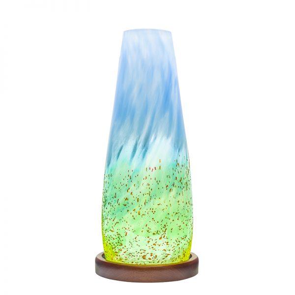 Horizon Lamp - Crystal 100% Hand Cut - The Irish Handmade Glass Company