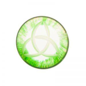 Trinity Knot Handcooler - Crystal 100% Hand Cut - The Irish Handmade Glass Company